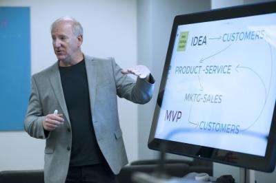 Mike Stull, School of Entrepreneurship Director